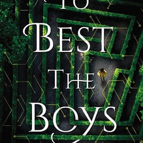 Mary Weber's TO BEST THE BOYS - Jen's Review