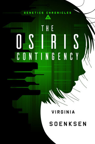 book cover of Virginia Soenksen's The Osiris Contingency
