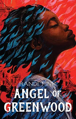 book cover of Randi Pink's Angel of Greenwood