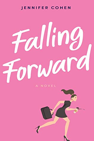 book cover of Falling Forward