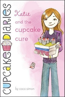 book cover of Katie and the Cupcake Cure