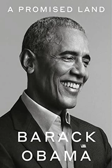 book cover of Barack Obama's A Promised Land