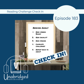 183: 2021 Reading Challenges and Our Mid-Year Check-In