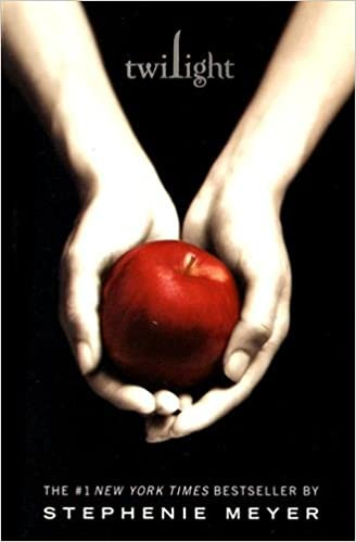 Book cover of Stephenie Meyer's Twilight