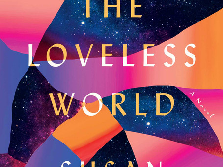 Susan Abulhawa's AGAINST THE LOVELESS WORLD - Gorgeous, Fast-Paced Literary Fiction