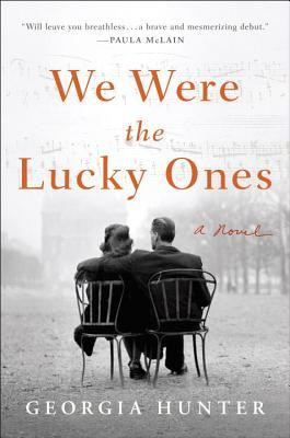 book cover of We Were the Lucky Ones