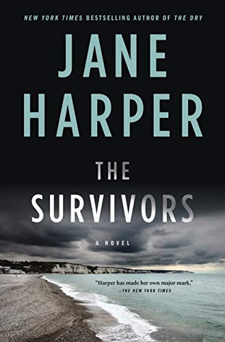 book cover of Jane Harper's The Survivors