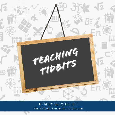"Episode graphic: ""Teaching Tidbits"" on a chalkboard"