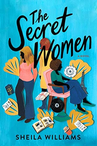 Book cover of Sheila Williams's The Secret Women