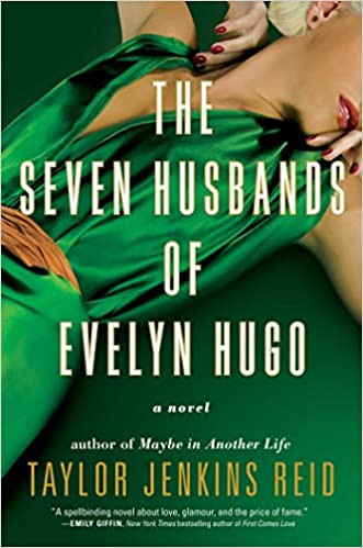 Book Cover of Taylor Jenkins Reid's The Seven Husbands of Evelyn Hugo