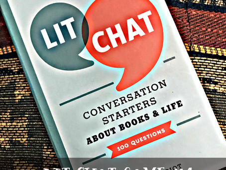 38 - I Love the Love Story: Lit Chat Game #4