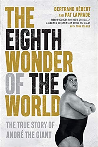 book cover of The Eighth Wonder of the World