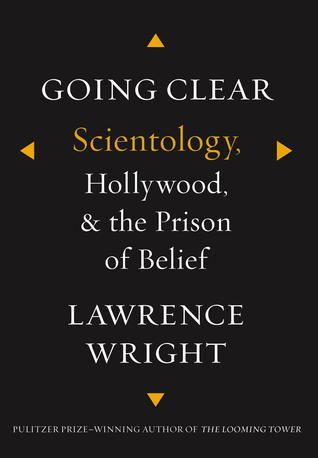 book cover of Lawrence Wright's Going Clear