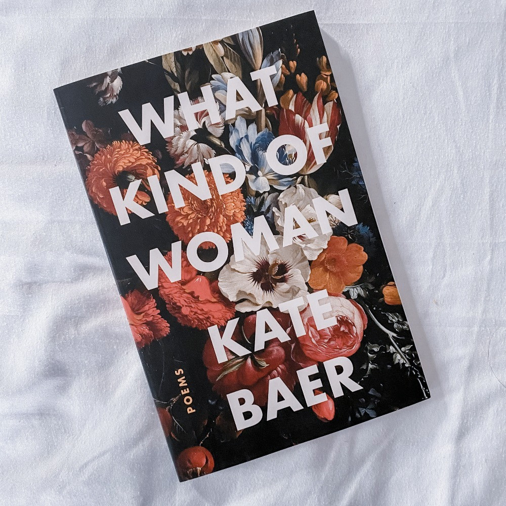 Book Cover What Kind of Woman by Kate J. Baer