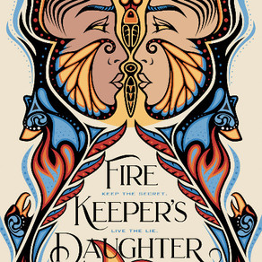 Angeline Boulley's FIREKEEPER'S DAUGHTER - Finding Strength in Culture