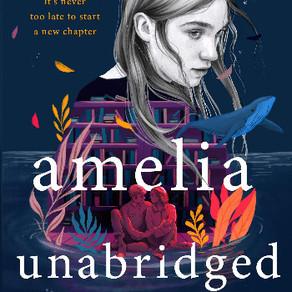 Ashley Schumacher's AMELIA UNABRIDGED - A Book about the Magic of Books
