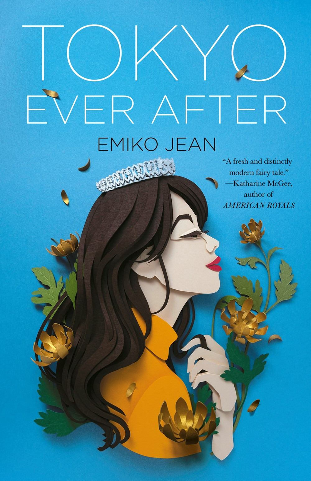 Book cover of Emiko Jean's Tokyo Ever After