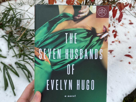Taylor Jenkins Reid's THE SEVEN HUSBANDS OF EVELYN HUGO - Secrets Revealed After a Life of Fame