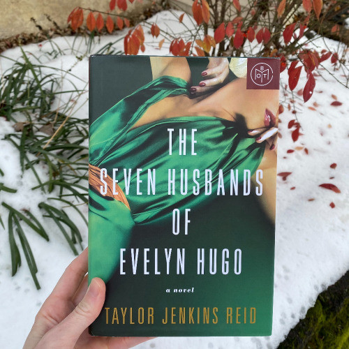 Book Cover of The Seven Husbands of Evelyn Hugo by Taylor Jenkins Reid