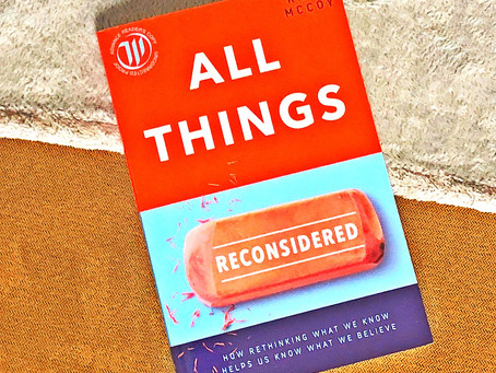 Knox McCoy's ALL THINGS RECONSIDERED: The Magic Is in the Footnotes!
