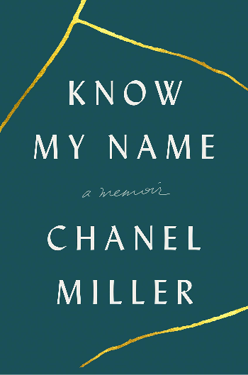 Book cover of Chanel Miller's Know My Name