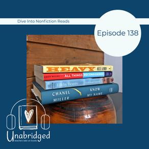 138: Dive into Nonfiction Reads