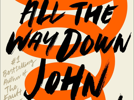 John Green's TURTLES ALL THE WAY DOWN: A Study of Character
