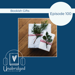 100: Bookish Gifts 2019 - Insert Party Horn Sound Here