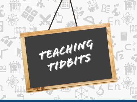 Teaching Tidbits 2: Technology during the Time of Virtual Teaching with Ashley