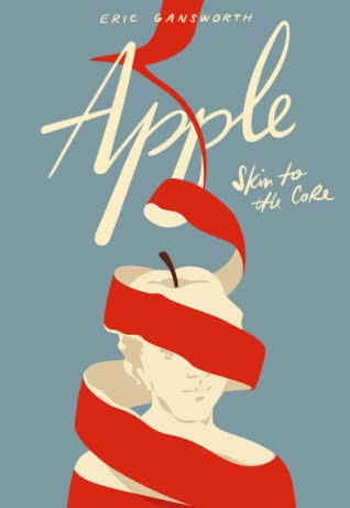 book cover of Eric Gansworth's Apple: Skin to the Core