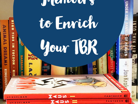 Graphic Memoirs to Enrich Your TBR