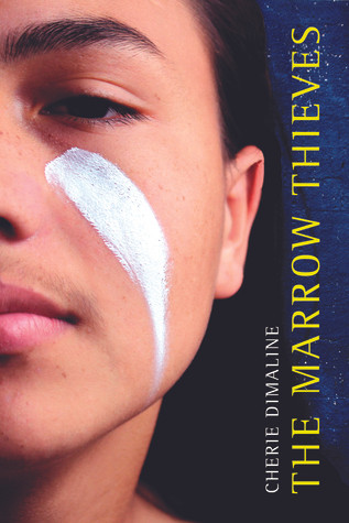 book cover of Cherie Dimaline's The Marrow Thieves