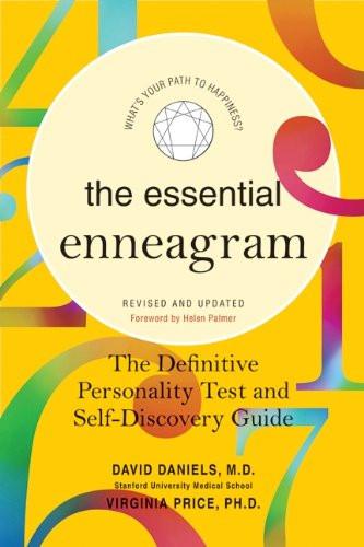 Book cover - The Essential Enneagram