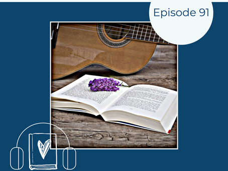 91: Book and Song Pairings - I'm Going to Go for It
