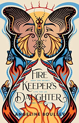 Book cover of Angeline Boulley's Firekeeper's Daughter