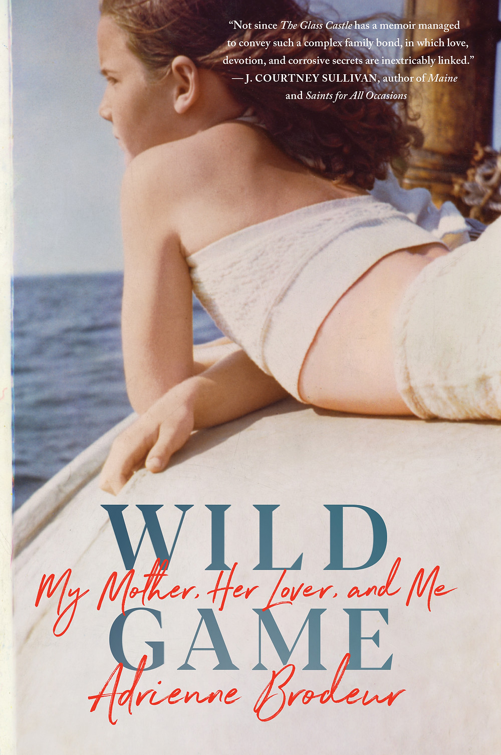 book cover of Adrienne Brodeur's Wild Game