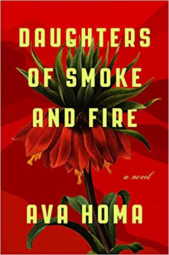 book cover of Daughters of Smoke and Fire