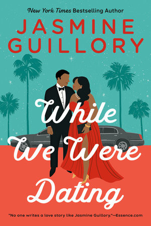 Book Cover of While We Were Dating by Jasmine Guillory