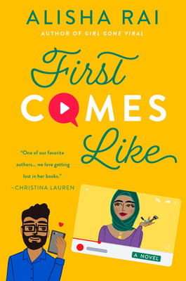 Book Cover of First Comes Like by Alisha Rai