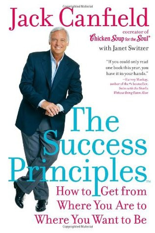 book cover of Jack Canfield's The Success Principles