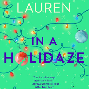 Christina Lauren's IN A HOLIDAZE - A Fun Holiday Romp