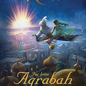 Aisha Saeed's ALADDIN: FAR FROM AGRABAH - Jen's Review