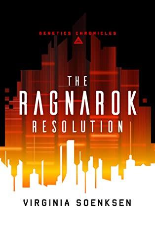 book cover of Virginia Soenksen's The Ragnarok Resolution