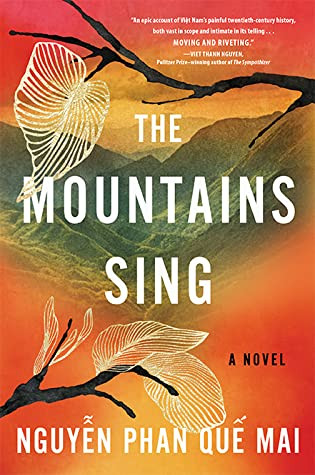 book cover of The Mountains Sing