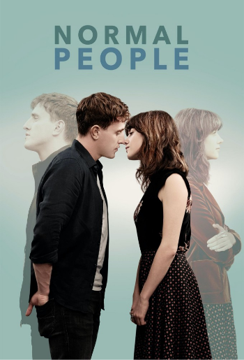 Normal People Television Poster