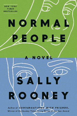 Book Cover of Normal People by Sally Rooney