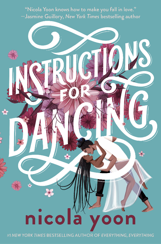 Book Cover of Instructions for Dancing by Nicola Yoon