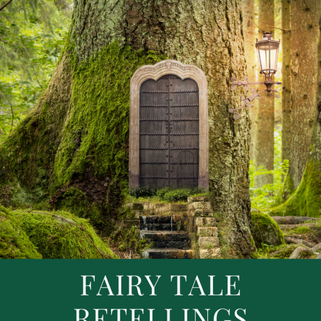 Fairy Tale Retellings to Put at the Top of Your TBR Stack