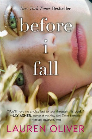 book cover of Lauren Oliver's Before I Fall
