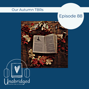 88: Autumn TBR Lists - Shopping in My Kindle Closet